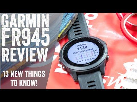 Garmin Forerunner 945 Multisport Watch In-Depth Review | DC Rainmaker