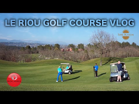 LE RIOU GOLF COURSE AT TERRE BLANCHE