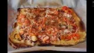 Пицца в домашних условиях. Рецепт под видео