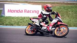 [Honda Racing] Chặng 1 Giải đua xe Mô tô toàn quốc tại Bình Dương