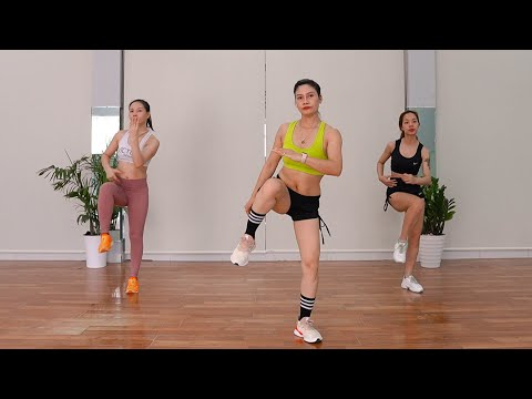 TOP 7 �� Exercises For Weight Loss (EP.3) At Home Dance Workout With Mira Pham | Eva Fitness