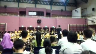 Jurongville Band - Rolling In The Deep