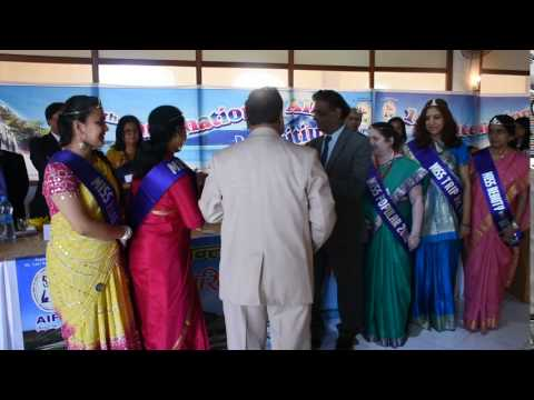 Miss AIPC Crowning Mauritius Group