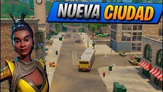 *NUEVA CIUDAD* Y MINA!! ACTUALIZACIÓN FORTNITE: Battle Royale
