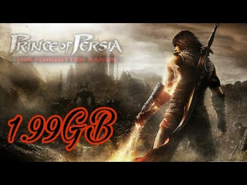 Prince Of Persia 4 Fogotten Sands in 1.99 GB 100% working