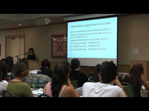 Health Professions at Chaminade University of Honolulu