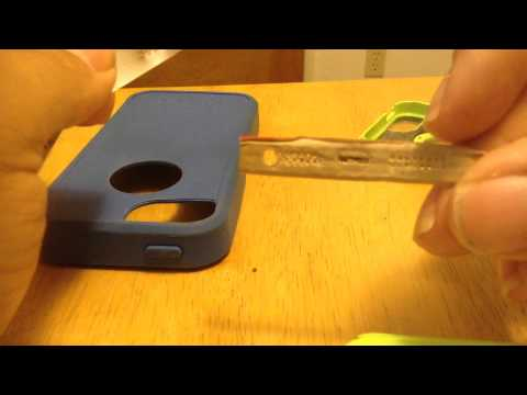 How to keep dust out of your otterbox case