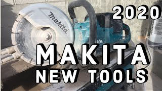 NEW Makita Tools for 2020