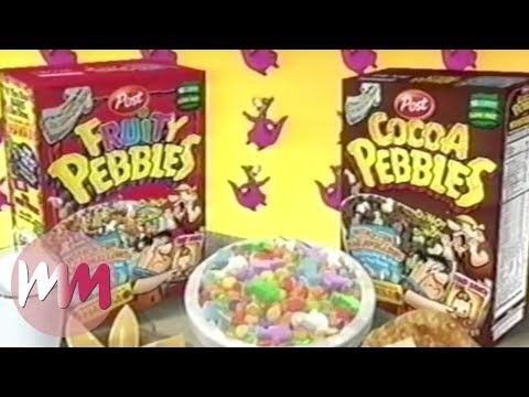 Top 10 Awesome Cereals That No Longer Exist