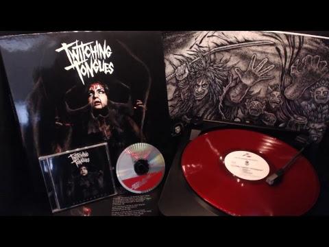 "Twitching Tongues - ""Disharmony"" LP"