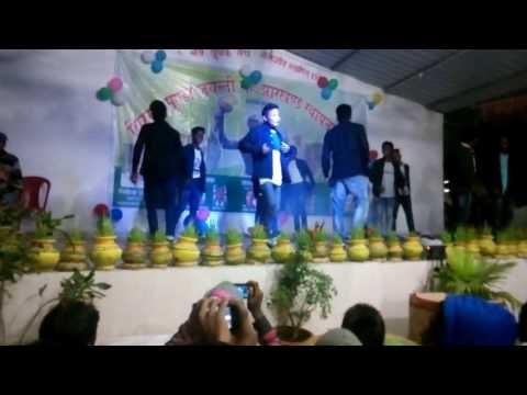 A chandmuni nagpuri dance at Telgaon Gumla 2k16