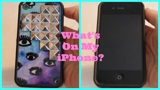 What's On My iPhone 4s? Thumbnail