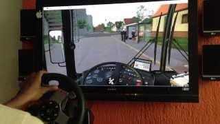 Omsi simulator G27