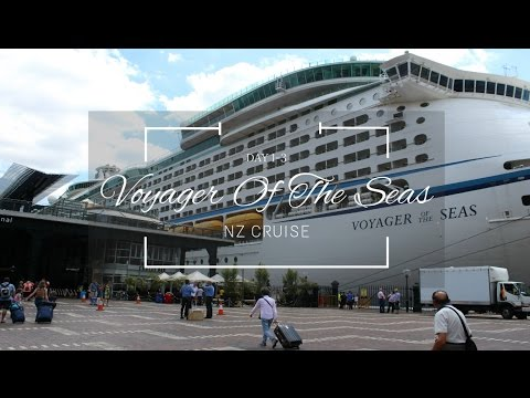 VOYAGER OF THE SEAS CRUISE TRIP | 08-22 JANUARY 2016 | Days 1-3 Welcome On Board