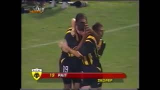 Video 2002-03 CHAMPIONS LEAGUE Qualifying Round (2) AEK-APOEL download MP3, 3GP, MP4, WEBM, AVI, FLV September 2018