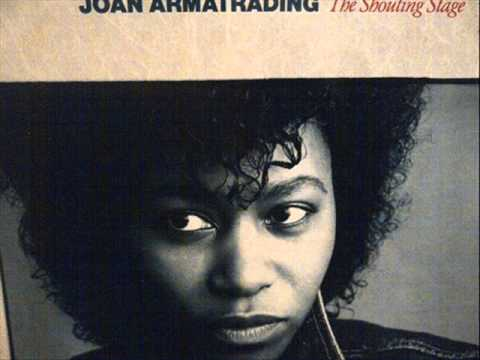 Joan Armatrading - The Shouting Stage  / 1988 LP Album
