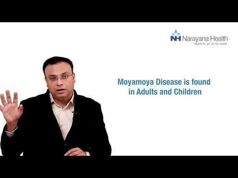 What Is Moyamoya Disease And Is It Curable? | Dr. Anurag Saxena (English)