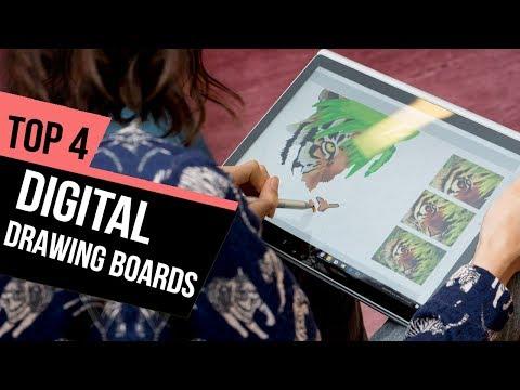 4 Best Digital Drawing Boards 2018 Reviews