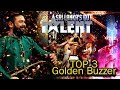 TOP 3 Golden Buzzer Judge Cuts Sri Lanka''s Got Talent 2018