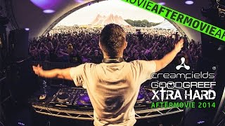 Goodgreef Xtra Hard at Creamfields UK 2014