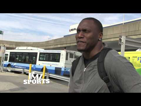 Ex-NFL Star Takeo Spikes -- Rachel McAdams Movies ... Pumped Me Up Before Games | TMZ Sports