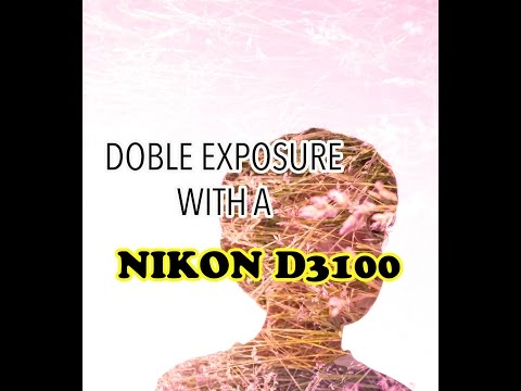 Multiple Exposure hack in Nikon D3100 YES YOU CAN!!! - G0ttaBug