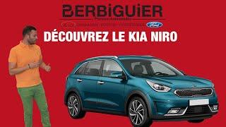 Le nouveau Kia Niro - Hybride/ Hybride rechargeable / 100% Electrique