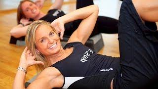 Тренировка ABS. Фитнес. GuberniaTV