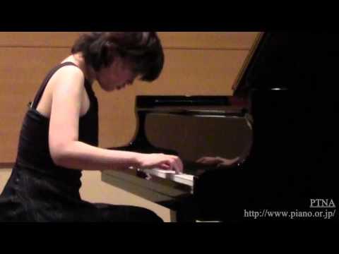 Beethoven: 32 Variationen über ein eigenes Thema,WoO.80 Pf. 上野優子