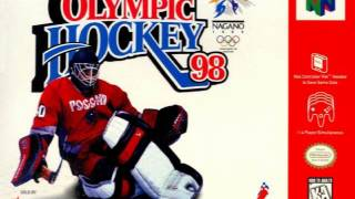 Olympic Hockey 98 Music Records