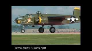 Oshkosh 2012 Warbirds at AirVenture