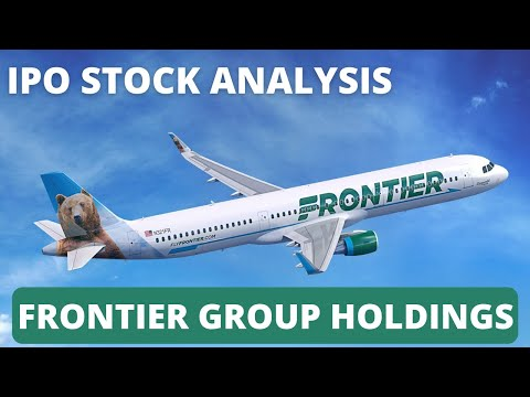 Frontier Airlines (ULCC) – IPO full stock analysis | Ultra-low cost airline