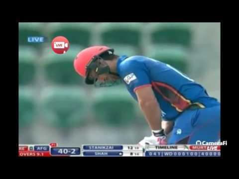 Afghanistan Vs Ireland 3rd ODI Full Match