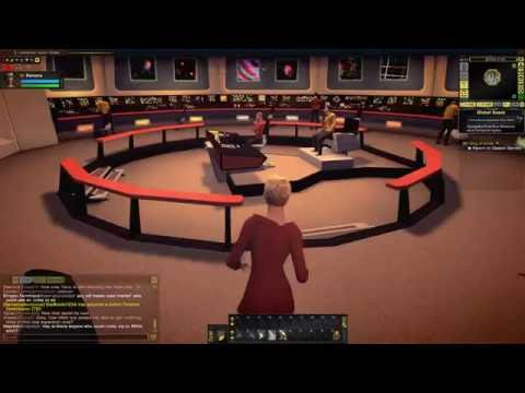 Star Trek Online - Agents of Yesterday Let's Play (Part 1)