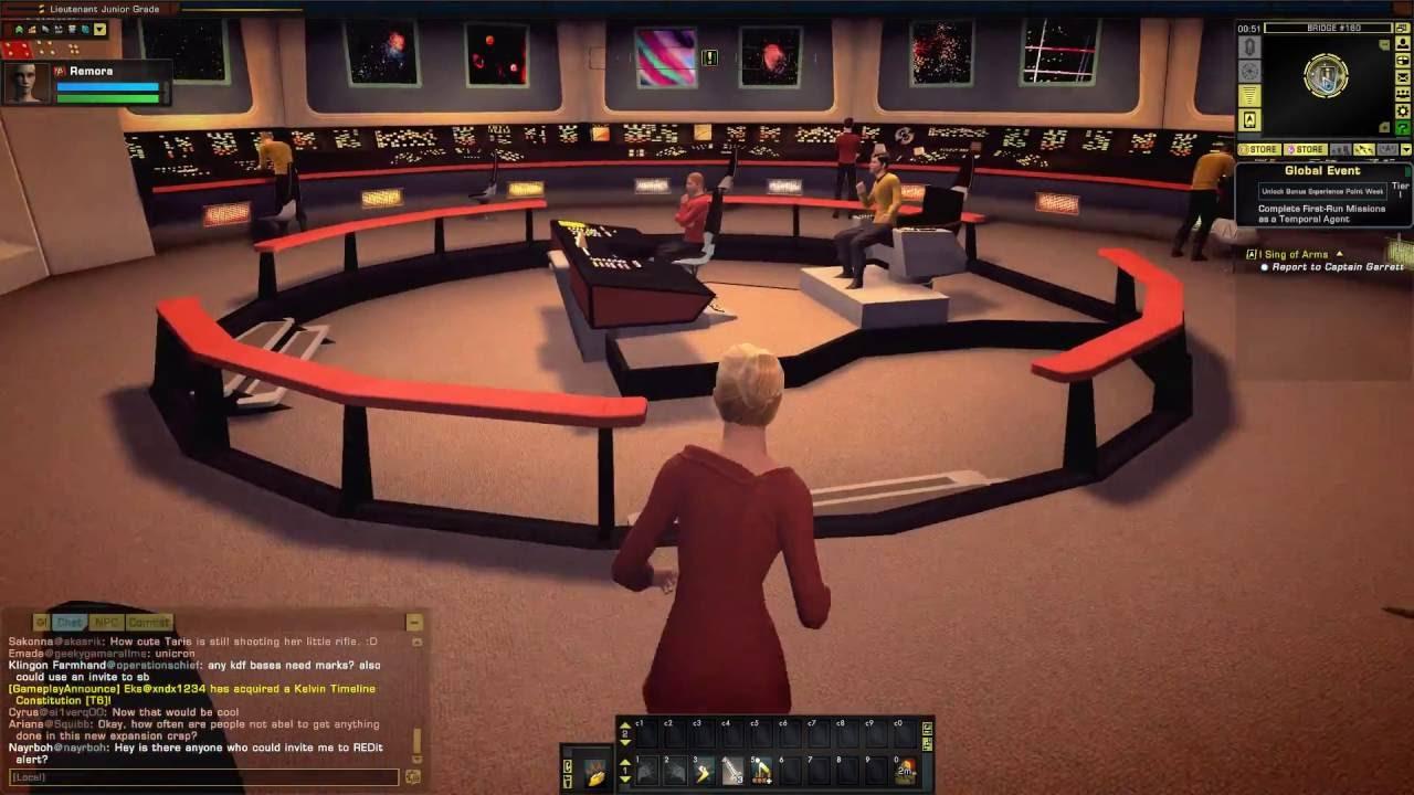star trek online how to play