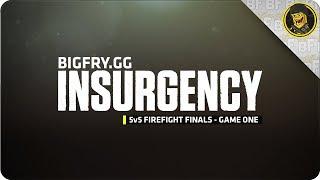 Insurgency 5v5 Firefight Tournament Final - Game 1 (NWA vs Jock Squad)