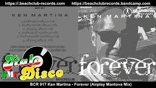 Ken Martina - Forever (Airplay Mantova Mix) mp3