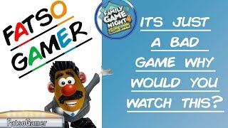 Lets Play: Family Game Night 4 Xbox 360 - Fatso Gamer