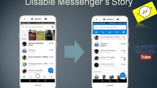 Video Disable Facebook Messenger's Story download MP3, 3GP, MP4, WEBM, AVI, FLV Oktober 2017