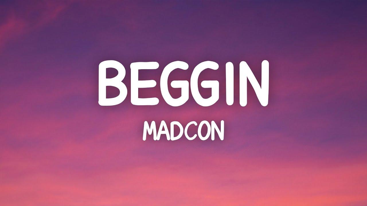 Madcon - Beggin (Lyrics)