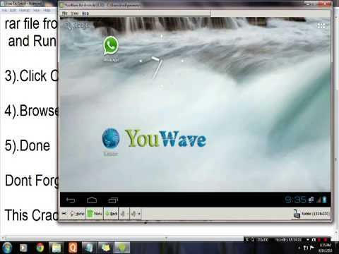 youwave for android 2 3 4 with crack