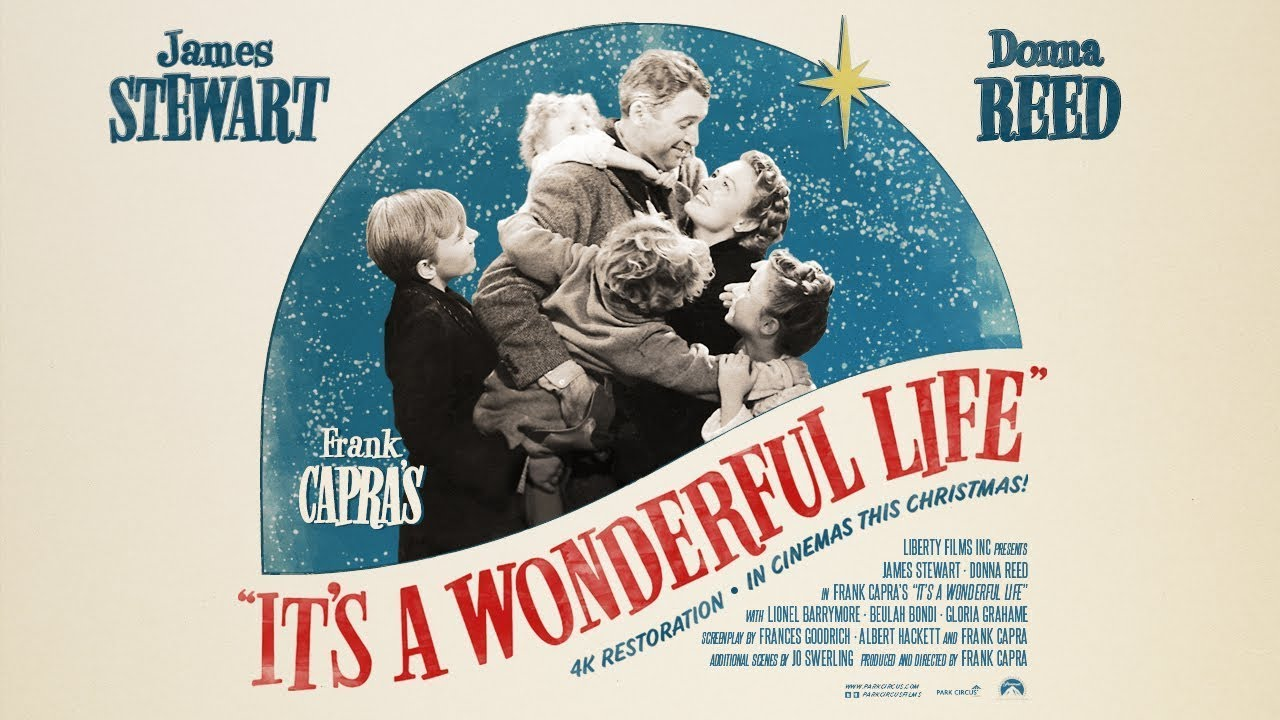 It\'s A Wonderful Life Official 2012 Re-Release Trailer - YouTube