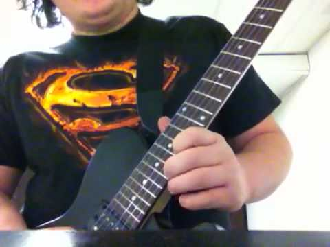 How to play Opium of the People by Slipknot - YouTube
