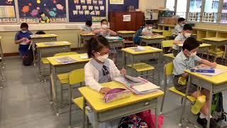 Publication Date: 2020-06-16 | Video Title: 一至三年級復課首天