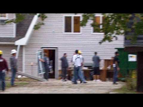 Hallmark Homes Extreme Home Builder - EMHE Indiana Home Revealed