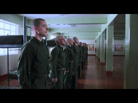 Rede Von Sergeant Hartman German Full Metal Jacket