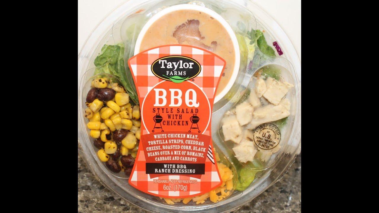 Taylor farms salad reviews for Taylor fish farm