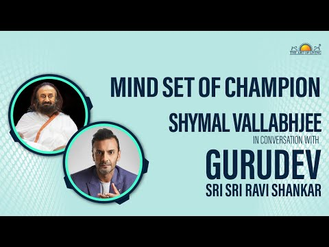 Mindset Of A Champion - Shayamal Vallabhjee in conversation
