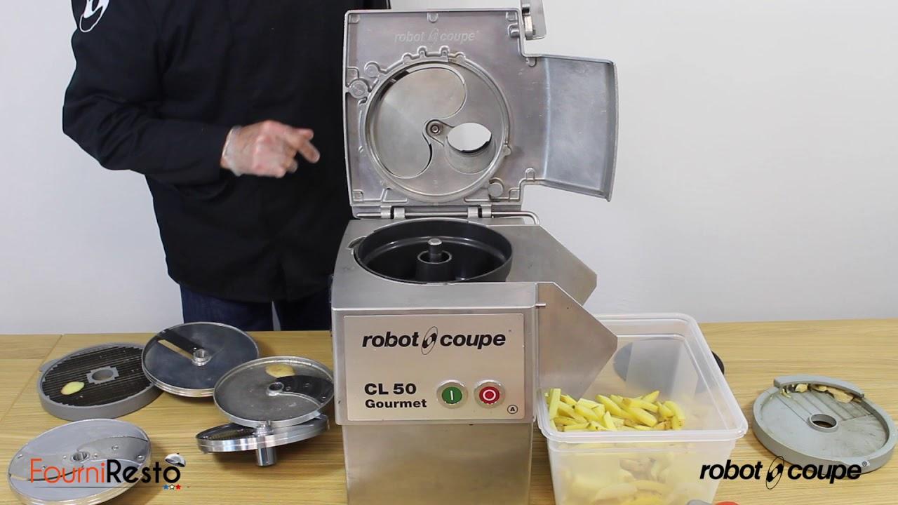coupe legumes cl 50 gourmet robot coupe