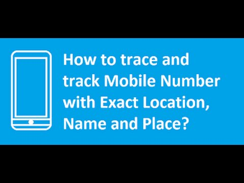 find a name to a mobile number